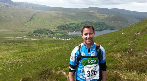 Mitchell O'Gorman, from Waterford, completed Gaelforce North in 5 hours 9 minutes.