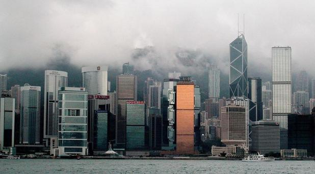 Hong Kong, where the meeting took place