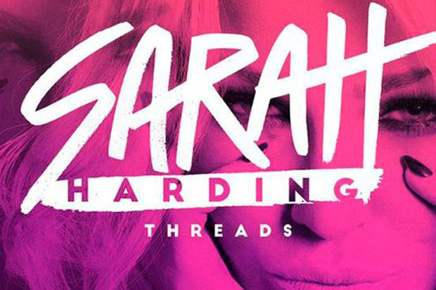 Sarah Harding's single Threads