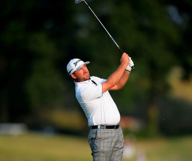 Graeme McDowell will not be winning the Alstom Open de France this year