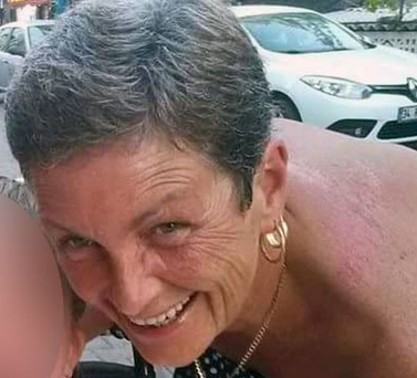 Lorraine Barwell, 54, was being treated at a London hospital
