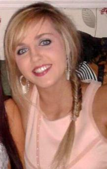 Niamh O'Connor, who drowned in Baltimore, West Cork