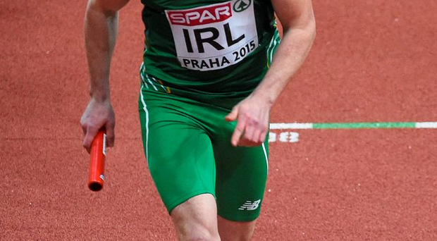 Harry Purcell is hot favourite for the 400m after running a season's best 47.33 seconds in Mannheim last weekend