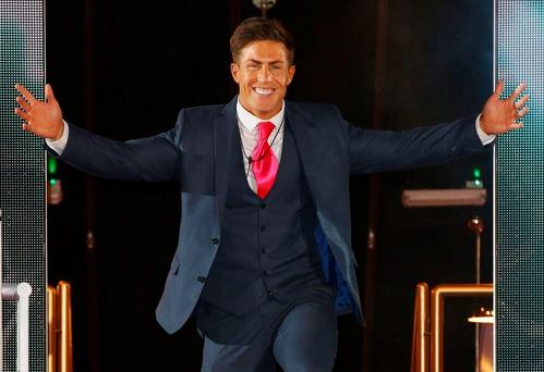 Marc O'Neill was evicted from the Big Brother house. Picture: Rex Features