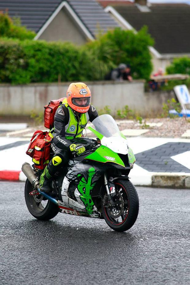 Dr John Hinds Credit: MCUI Medical Team