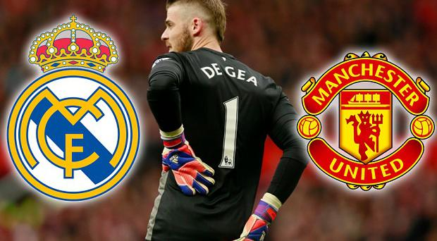 David de Gea says he will stay at Manchester United for now