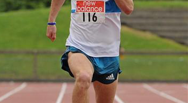 Marcus Lawler underlined his status as the fastest man in Ireland when he won the 100m at the Glo Health Irish U-23 Track and Field Championships in Tullamore