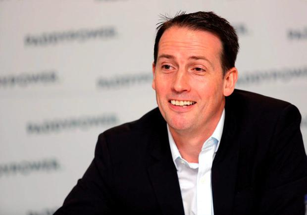 Andy McCue, Chief Executive, Paddy Power plc. Credit Gary O' Neill