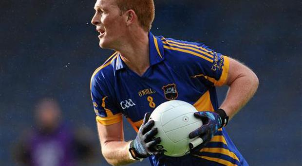George Hannigan will miss the remainder of the season through injury (Sportsfile)