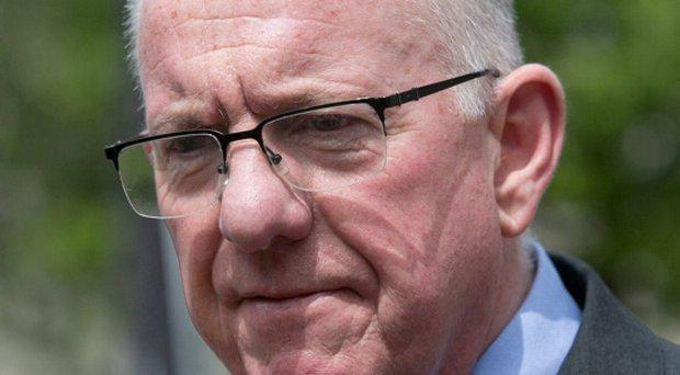 Minister for Foreign Affairs and Trade Charlie Flanagan TD