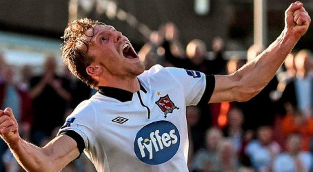 David McMillan, Dundalk