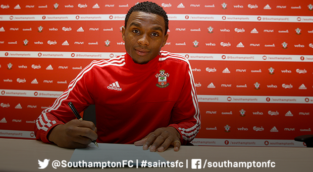 Cuco Martina has joined the Saints