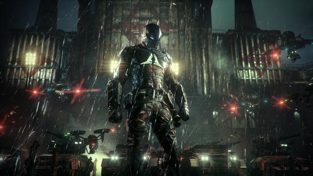 The Arkham Knight is probably the least interesting foe in the game