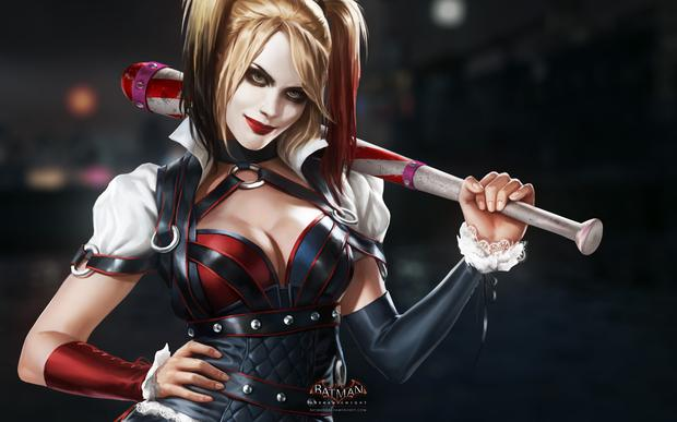 Harley Quinn puts in an appearance, as does practically every other major character in Batman's history