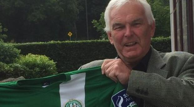 Mick Cooke has been appointed new Bray Wanderers manager