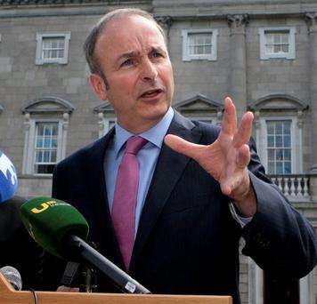Fianna Fáil leader Micheál Martin said an independent commission of inquiry was 'urgently required'