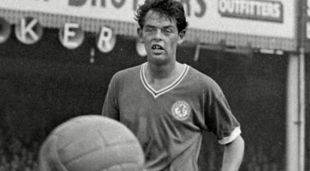Terry Bradbury earned a mere £25-a-week as a Chelsea player