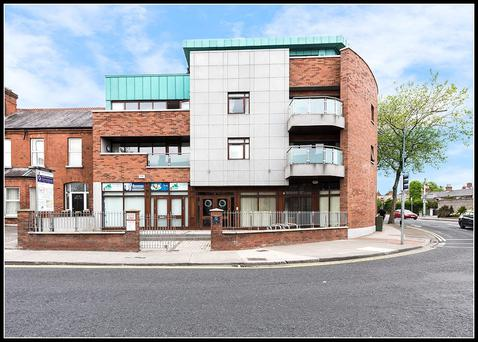 The seven apartments at Botanic Court are guided at €1.7m