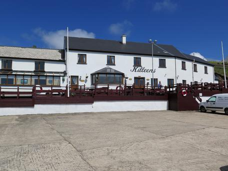 Killeen's guesthouse in Arranmore is for sale for €690,000