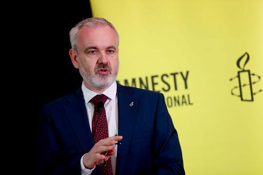 Colm O'Gorman of Amnesty: many people are disengaged