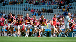 Westmeath were brilliant in the second half of their win over Meath, coming from ten points down to win by five, but they can't be judged by that alone.