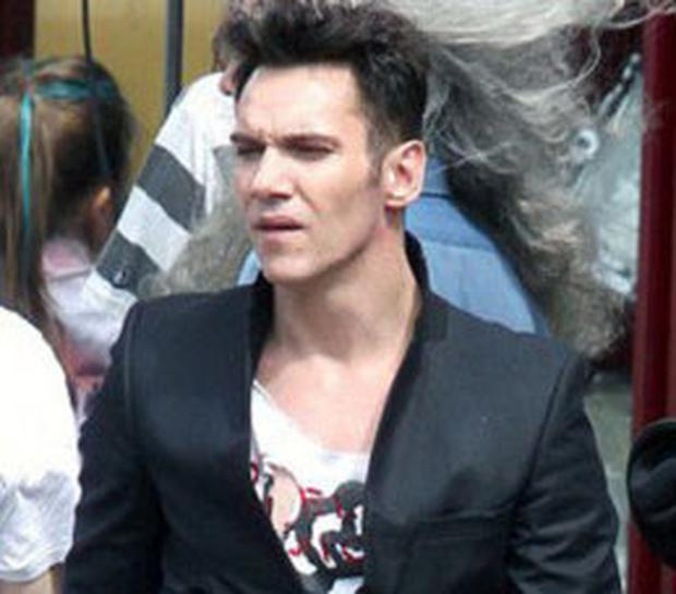 Jonathan Rhys Meyers has been cast as The Clash frontman Joe Strummer in movie London Town