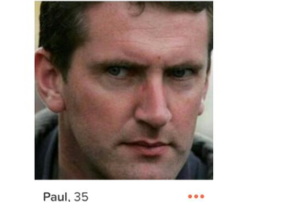 Is that you Minister? Tinder profile uses leading