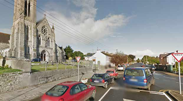 Charleville in Co Cork, close to where the incident happened