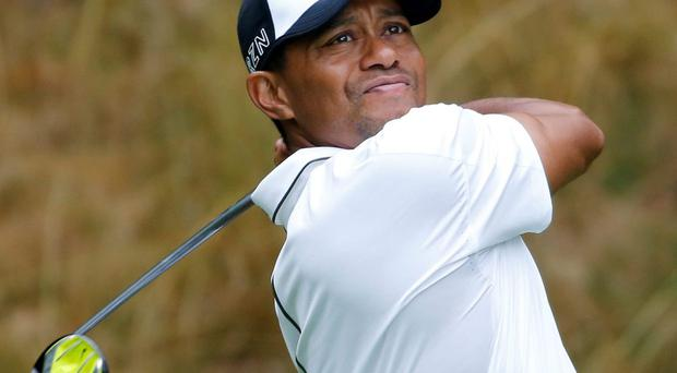 The Open represents a chance for Tiger Woods to return to glory
