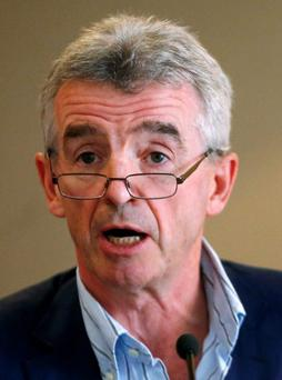 Michael O'Leary's Ryanair are looking to internet giant Amazon for inspiration