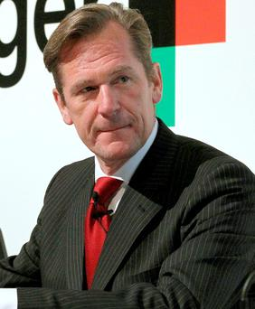 Axel Springer's CEO Mathias Dopfner