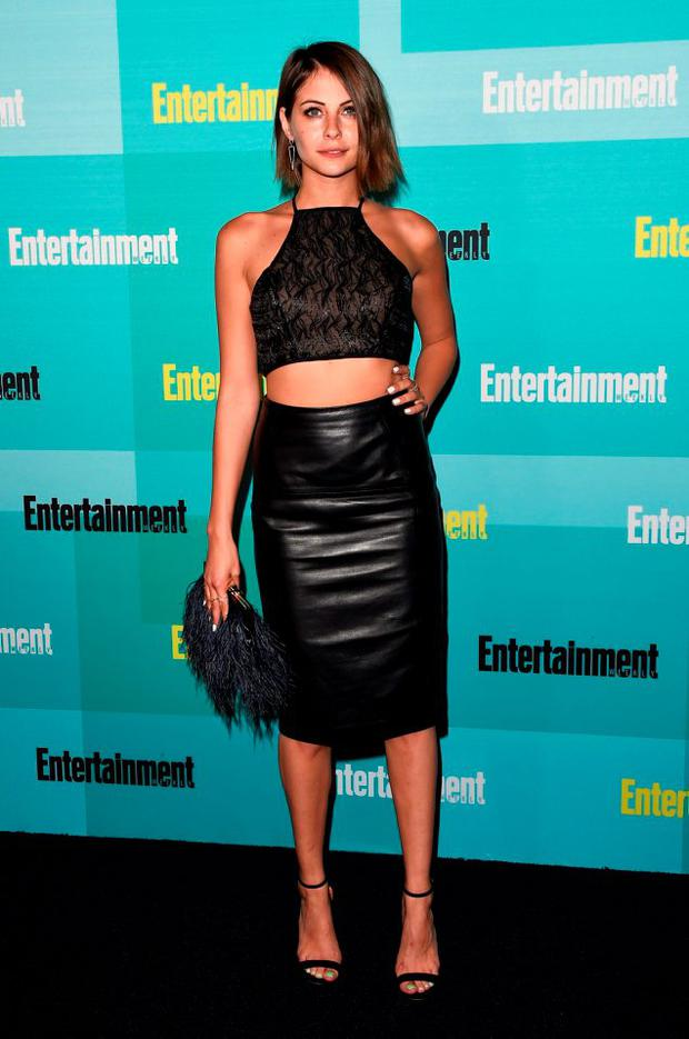 Actress Willa Holland attends Entertainment Weekly's Comic-Con 2015 Party
