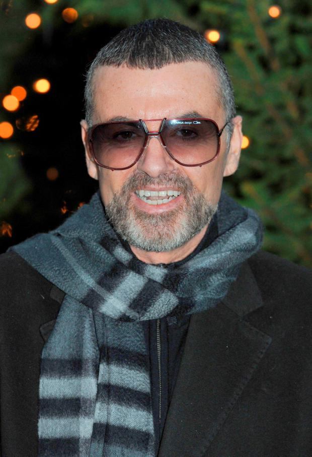 "George Michael has insisted that he is ""perfectly fine"" after describing new allegations about drug-taking as ''highly inaccurate'' (John Stillwell/PA Wire)"