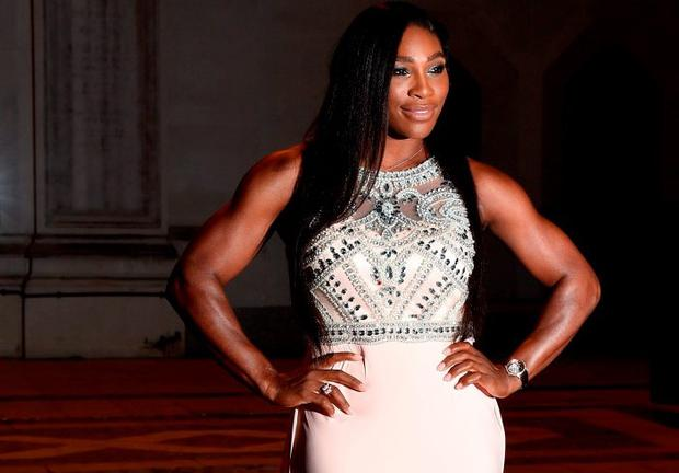 Serena Williams attends the Wimbledon Champions Dinner at The Guildhall on July 12, 2015 in London, England. (Photo by Stuart C. Wilson/Getty Images)