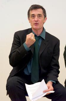 Roger Rees, artistic director of the Williamstown Theatre Festival in Williamstown