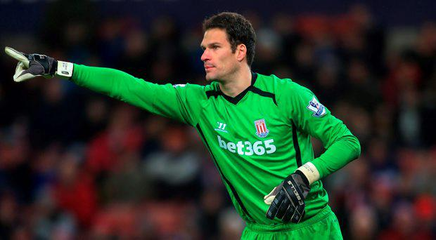 Asmir Begovic has signed for Chelsea