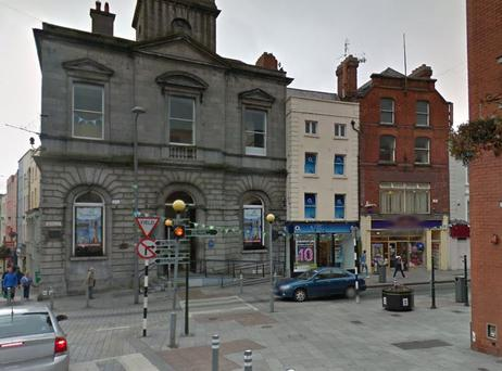 West Street, Drogheda where the incident took place (Photo: Google Maps)