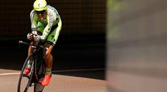 Tinkoff-Saxo rider Ivan Basso has withdrawn from the Tour de France after revealing he has testicular cancer.