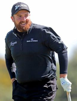 Shane Lowry's group includes Kevin Streelman and Retief Goosen