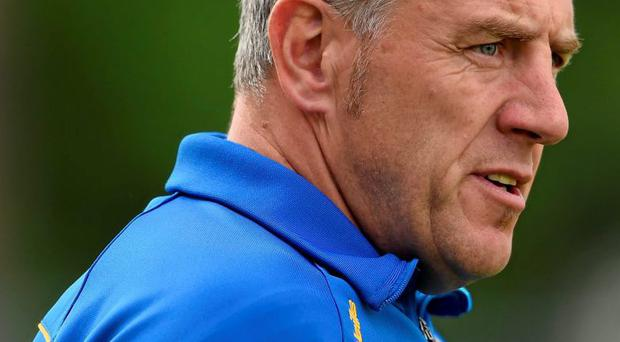 Longford manager Jack Sheedy has overseen an upsurge in the county's fortunes