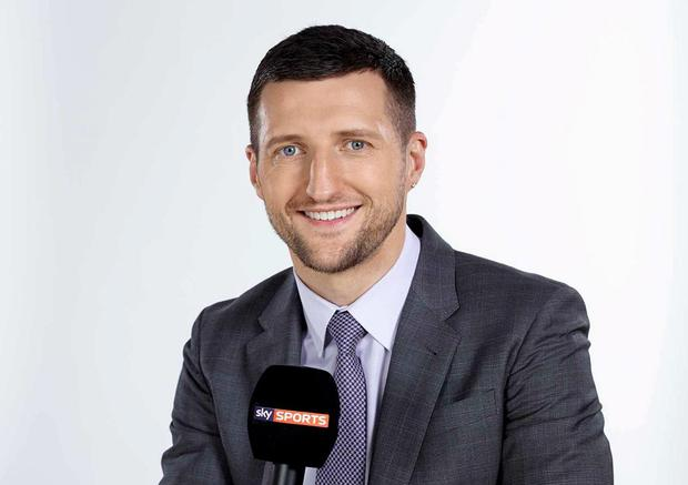 Four-time world champion Carl Froch has today announced that he is retiring from boxing and will join Sky Sports.