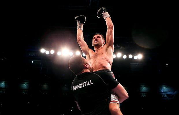 Four-time world super-middleweight champion Carl Froch has announced his retirement from boxing.