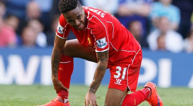 Raheem Sterling has come in for serious Twitter abuse