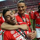 Reports suggest Benfica's Nicolas Gaitan has agreed to join Manchester United