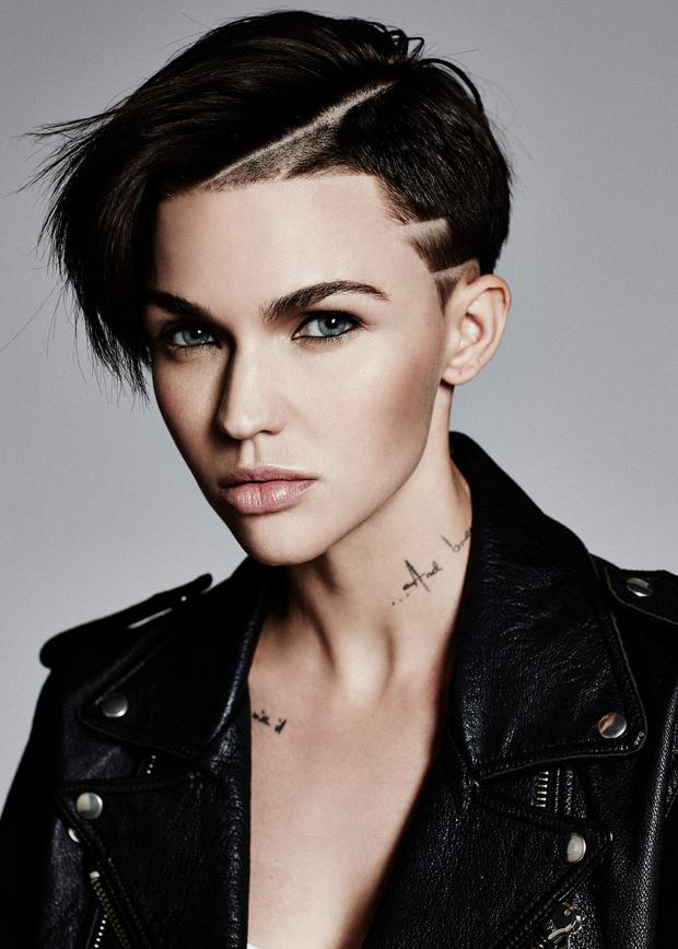 Ruby rose makeup line
