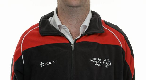 15 November 2014; John Deevy, Equestrian, Waterford Special Olympics Equestrian Club. Special Olympics Ireland Squad and Portraits, Louis Fitzgerald Hotel, Dublin. Picture credit: Piaras O Midheach / SPORTSFILE *** NO REPRODUCTION FEE ***