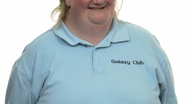 15 November 2014; Ruth Geerah, Tenpin Bowling, Galaxy Special Olympics Club. Special Olympics Ireland Squad and Portraits, Louis Fitzgerald Hotel, Dublin. Picture credit: Piaras O Midheach / SPORTSFILE *** NO REPRODUCTION FEE ***