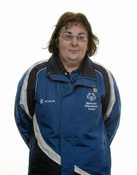 15 November 2014; Anne Hoey, Bocce, Drogheda Special Olympics Club. Special Olympics Ireland Squad and Portraits, Louis Fitzgerald Hotel, Dublin. Picture credit: Piaras O Midheach / SPORTSFILE *** NO REPRODUCTION FEE ***