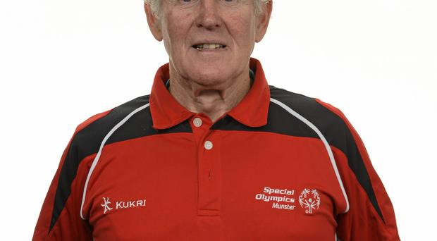 15 November 2014; Patrick Rutherford, Golf coach. Special Olympics Ireland Squad and Portraits, Louis Fitzgerald Hotel, Dublin. Picture credit: Piaras O Midheach / SPORTSFILE *** NO REPRODUCTION FEE ***
