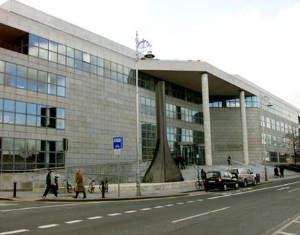 A view of the Dublin City Council Civic Offices